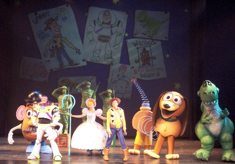 Photo of Toy Story - The Musical goes here.