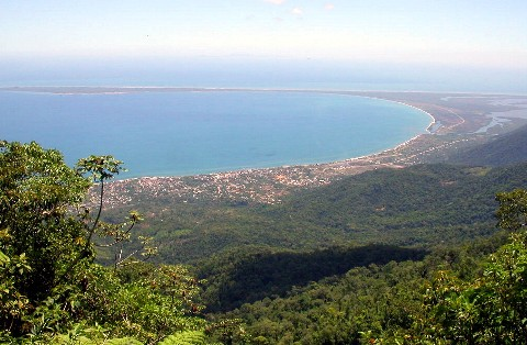 Photo of the Bay of Trujillo goes here.