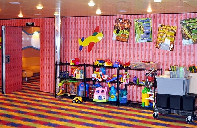Photo of Camp Carnival games and toys goes here.*