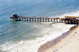 Photo of Cocoa Beach Pier goes here.*