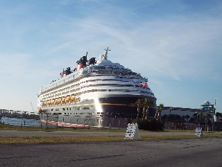 Photo of Disney Wonder goes here.