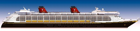 Rendering of new Disney ship goes here.