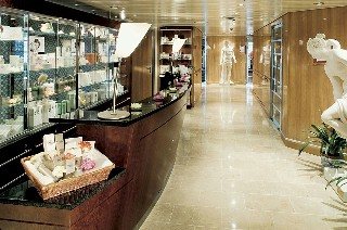 Photo of spa on Seven Seas Navigator goes here.