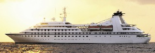Photo of new Seabourn livery goes here.