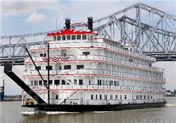 Photo of Queen of the Mississippi goes here.*