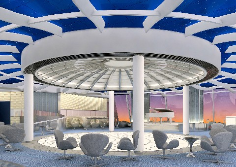 Rendering of Sky View Bar goes here.