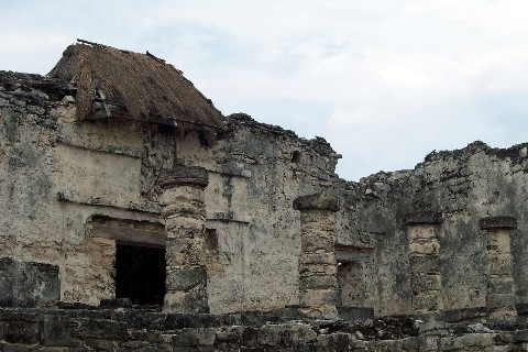 Photo of Tulum ruins goes here.