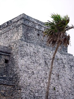 Photo of a Tulum ruin goes here.