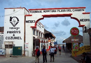 Photo of Playa Del Carmen goes here.