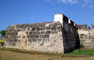 Photo of a fortification goes here.
