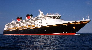 "Disney Wonder, which looks sleek and sassy outside, is now upgraded to ""like new"" condition on the inside as well.*"
