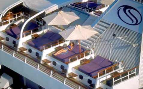 Photo of the Cabana beds goes here.