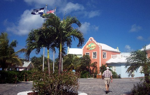 Photo of Grand Turk Cruise Center goes here.