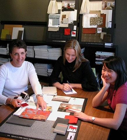 Photo of Design Team is shown here.