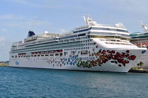 Photo of Norwegian Cruise Line ship goes here.*